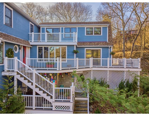 Single Family Home for Sale at 16 Valley Road 16 Valley Road Gloucester, Massachusetts 01930 United States