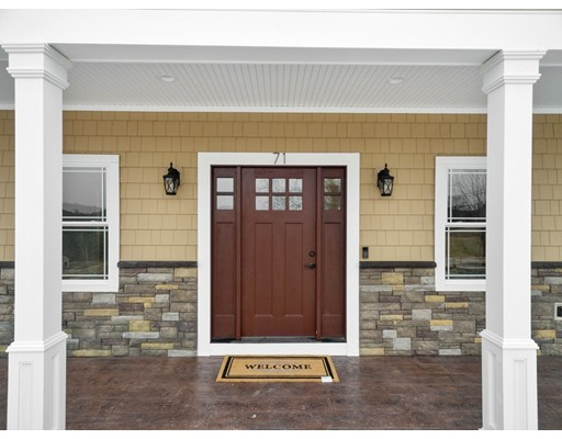 Single Family Home for Sale at 71 capron Road 71 capron Road Smithfield, Rhode Island 02917 United States