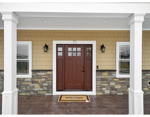 独户住宅 为 销售 在 71 capron Road 71 capron Road Smithfield, 罗得岛 02917 美国