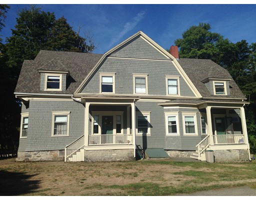 Single Family Home for Rent at 135 South Street Hingham, Massachusetts 02043 United States