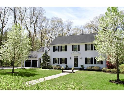独户住宅 为 销售 在 119 Crescent Road 119 Crescent Road 康科德, 马萨诸塞州 01742 美国