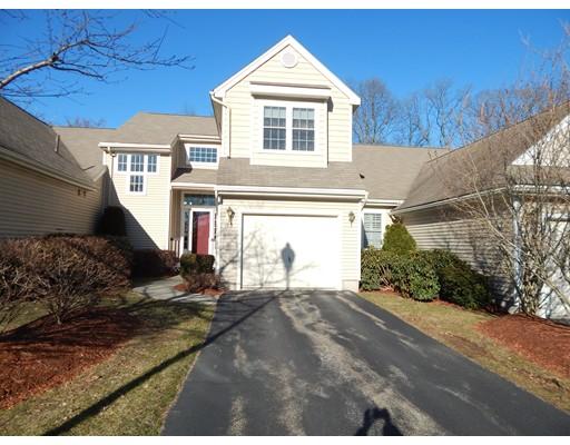 Appartement en copropriété pour l Vente à 19 Robert Circle 19 Robert Circle Grafton, Massachusetts 01536 États-Unis