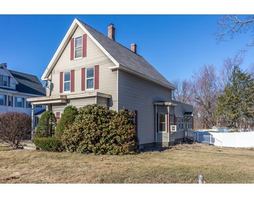 独户住宅 为 销售 在 181 N Main Street Leominster, 01453 美国