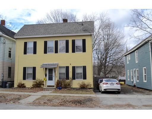 Single Family Home for Sale at 20 K Street 20 K Street Montague, Massachusetts 01376 United States