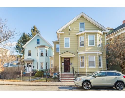 Multi-Family Home for Sale at 116 Cross Street 116 Cross Street Somerville, Massachusetts 02145 United States