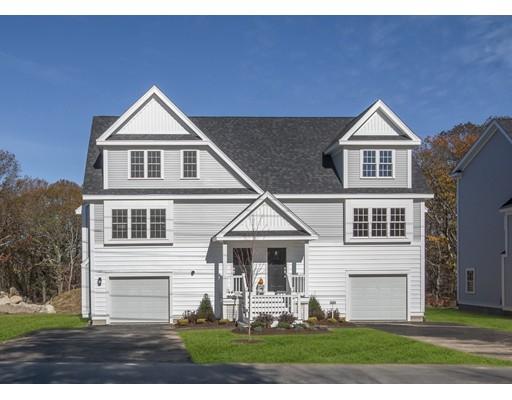 Appartement en copropriété pour l Vente à 27 Craftsman Court 27 Craftsman Court Grafton, Massachusetts 01560 États-Unis