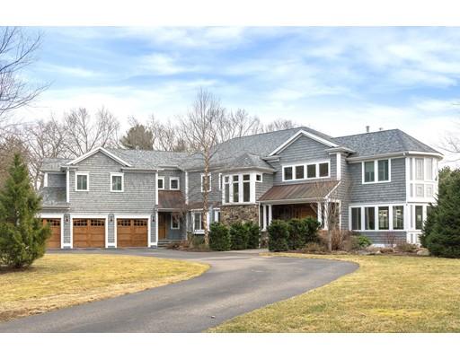 واحد منزل الأسرة للـ Sale في 69 Windsor Road 69 Windsor Road Needham, Massachusetts 02492 United States