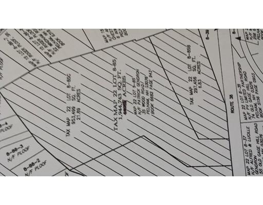 土地,用地 为 销售 在 579 bridge street Pelham, 03076 美国