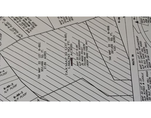 Land for Sale at Address Not Available Pelham, New Hampshire 03076 United States