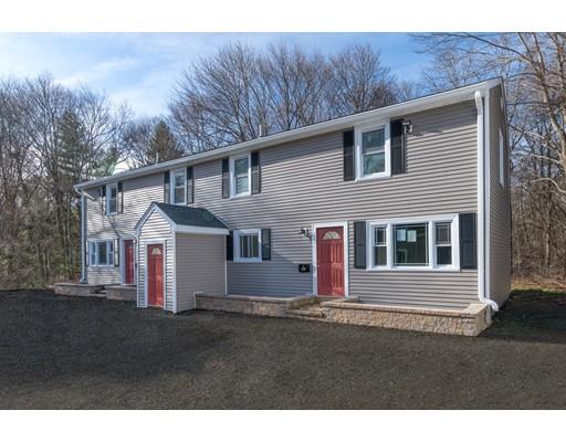 Townhouse for Rent at 42 Elm St #1 42 Elm St #1 Easton, Massachusetts 02356 United States