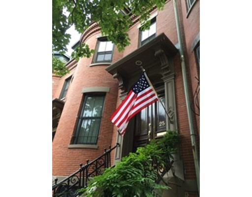 Single Family Home for Rent at 25 East Concord Street Boston, Massachusetts 02118 United States