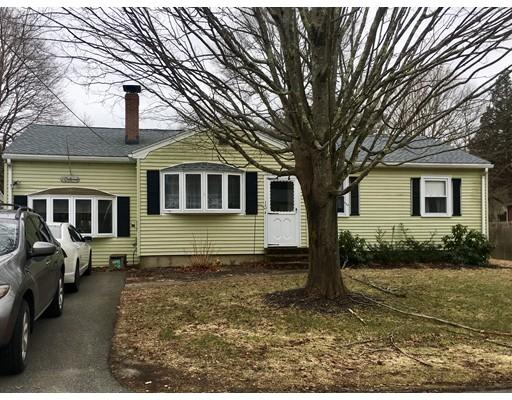 Single Family Home for Sale at 17 Dickerman Road 17 Dickerman Road Easton, Massachusetts 02356 United States