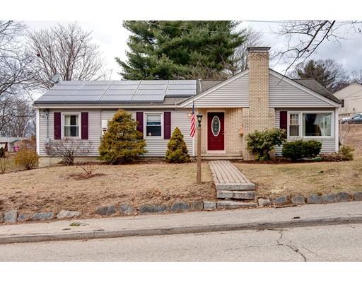 واحد منزل الأسرة للـ Sale في 28 Church Street 28 Church Street Auburn, Massachusetts 01501 United States