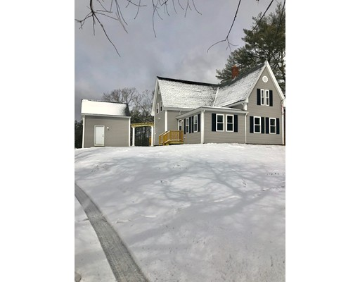 Single Family Home for Sale at 213 Tremont Street 213 Tremont Street Carver, Massachusetts 02330 United States