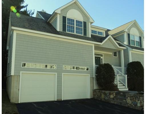 Casa Unifamiliar por un Alquiler en 40 Nolan Court 40 Nolan Court Tewksbury, Massachusetts 01876 Estados Unidos