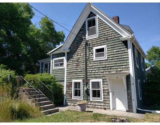 Single Family Home for Sale at 54 Tremont Street 54 Tremont Street Rehoboth, Massachusetts 02769 United States