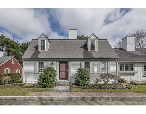 共管式独立产权公寓 为 销售 在 7 MUSTER COURT #7 7 MUSTER COURT #7 Lexington, 马萨诸塞州 02420 美国