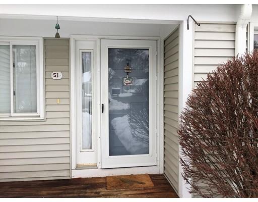 Condominio por un Venta en 51 Stone Ridge Road 51 Stone Ridge Road Franklin, Massachusetts 02038 Estados Unidos