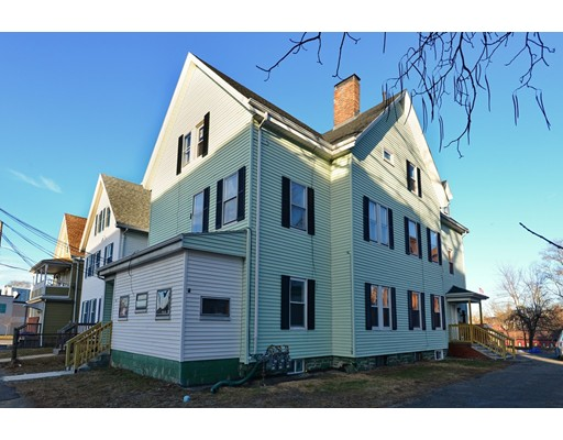 Single Family Home for Rent at 100 High Street Taunton, Massachusetts 02780 United States
