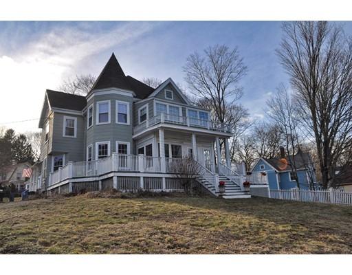 多户住宅 为 销售 在 53 Prospect Street 53 Prospect Street 韦克菲尔德, 马萨诸塞州 01880 美国
