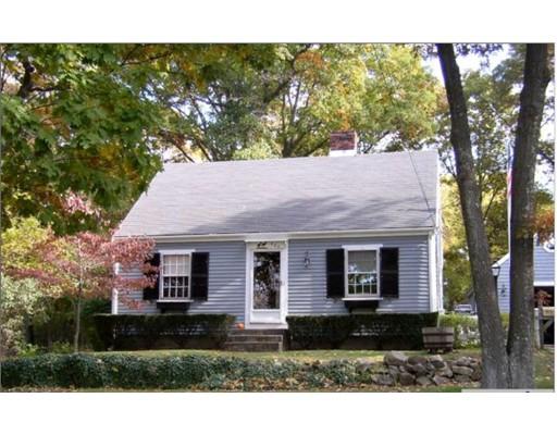Maison unifamiliale pour l Vente à 204 Lazell Street 204 Lazell Street Hingham, Massachusetts 02043 États-Unis