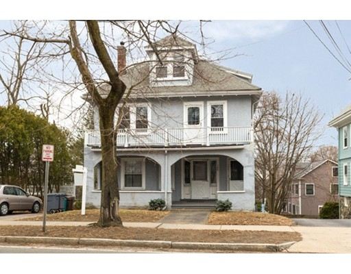 Multi-Family Home for Sale at 180 Pleasant Street 180 Pleasant Street Arlington, Massachusetts 02476 United States