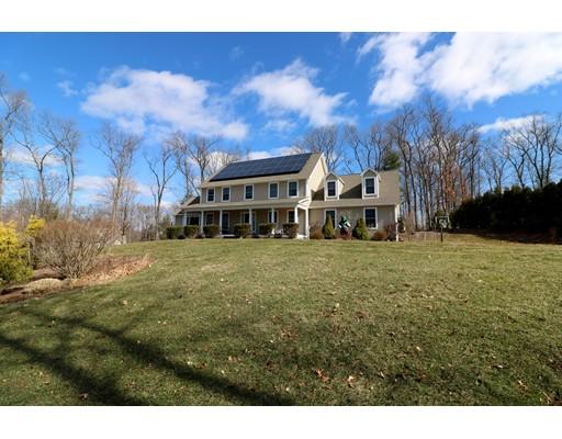 Single Family Home for Sale at 55 Rockingham Circle 55 Rockingham Circle East Longmeadow, Massachusetts 01028 United States
