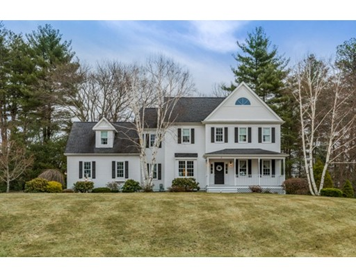 Single Family Home for Sale at 3 JAMES MILLEN ROAD 3 JAMES MILLEN ROAD North Reading, Massachusetts 01864 United States