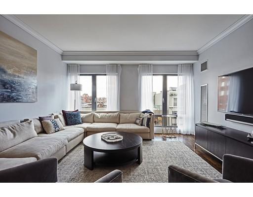 Condominium for Rent at 778 Boylston St #6B 778 Boylston St #6B Boston, Massachusetts 02116 United States