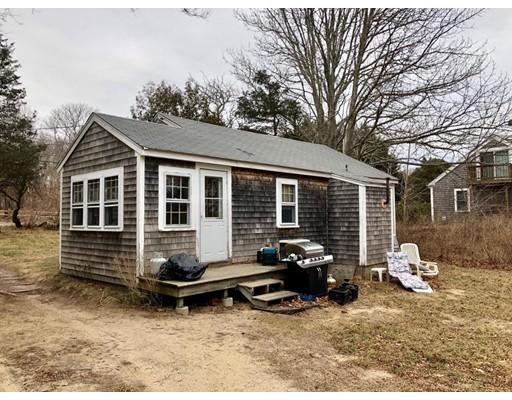 Maison unifamiliale pour l Vente à 545 Campground Road 545 Campground Road Eastham, Massachusetts 02642 États-Unis