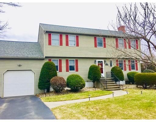 Single Family Home for Sale at 2 Samos Circle 2 Samos Circle Peabody, Massachusetts 01960 United States