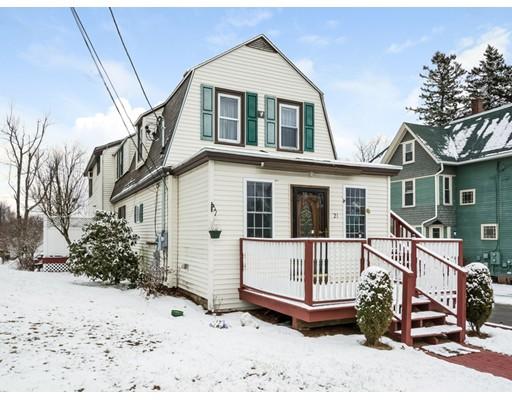 Multi-Family Home for Sale at 21 Maple Avenue Rutland, 01543 United States