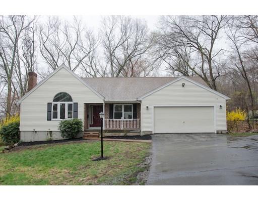 独户住宅 为 销售 在 5 Potter Hill Road 5 Potter Hill Road 格拉夫顿, 马萨诸塞州 01519 美国