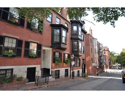 단독 가정 주택 용 매매 에 90 Pinckney Street 90 Pinckney Street Boston, 매사추세츠 02108 미국