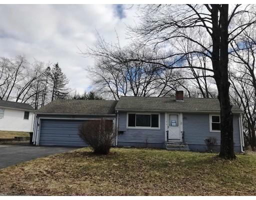 Single Family Home for Sale at 8 Pond Street 8 Pond Street Bellingham, Massachusetts 02019 United States