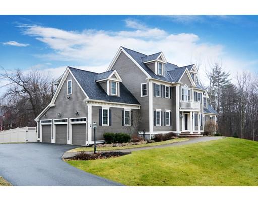 واحد منزل الأسرة للـ Sale في 10 Tappan Way 10 Tappan Way Lynnfield, Massachusetts 01940 United States