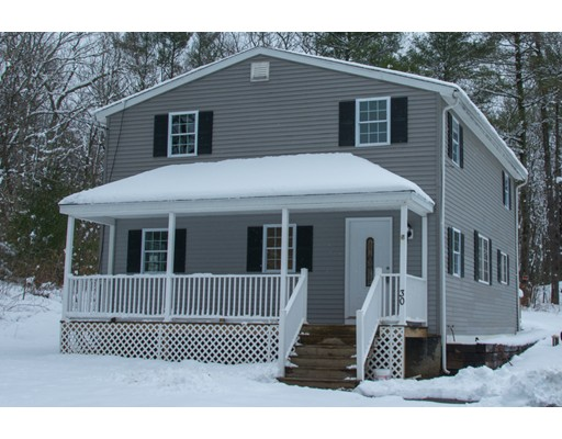 Single Family Home for Sale at 30 Crestwood Road 30 Crestwood Road Brimfield, Massachusetts 01010 United States