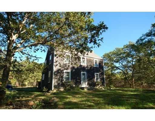 Single Family Home for Sale at 3 Checama Path 3 Checama Path Oak Bluffs, Massachusetts 02557 United States