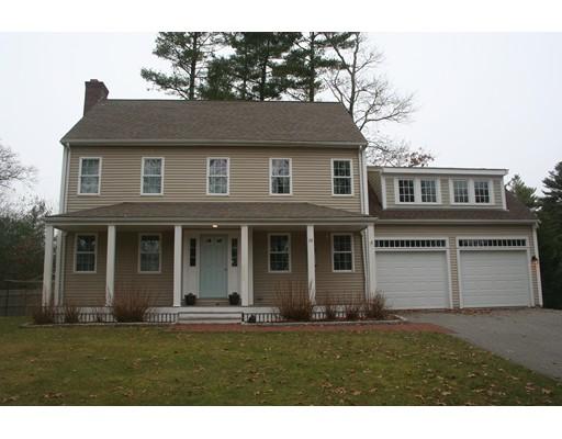 Maison unifamiliale pour l Vente à 10 Byrne Road 10 Byrne Road Duxbury, Massachusetts 02332 États-Unis