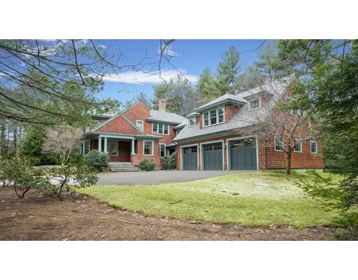 Single Family Home for Sale at 2 Nottingham Lane 2 Nottingham Lane Weston, Massachusetts 02493 United States