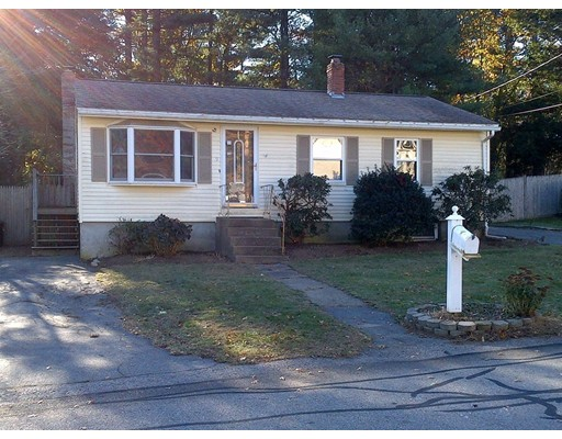 Single Family Home for Sale at 9 Kenneth Road 9 Kenneth Road Easton, Massachusetts 02356 United States