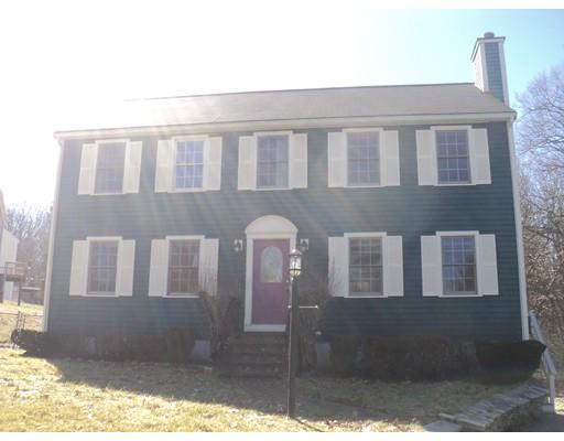 独户住宅 为 销售 在 16 Dettling Road 梅纳德, 01754 美国