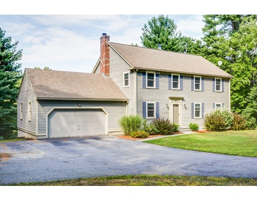 Single Family Home for Sale at 245 Burroughs Road Boxborough, Massachusetts 01719 United States
