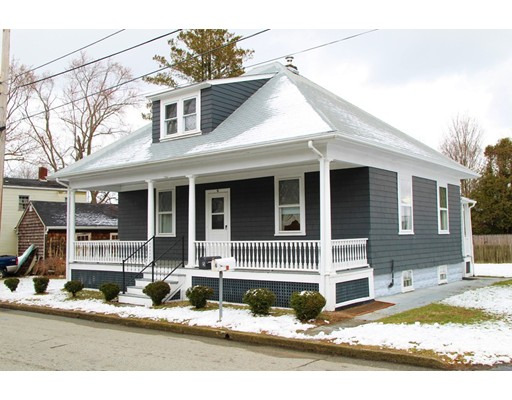 Single Family Home for Sale at 6 Cottage Street 6 Cottage Street Warren, Rhode Island 02885 United States