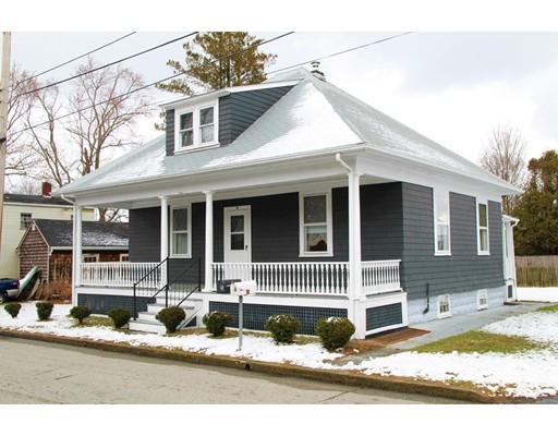 Casa Unifamiliar por un Venta en 6 Cottage Street 6 Cottage Street Warren, Rhode Island 02885 Estados Unidos