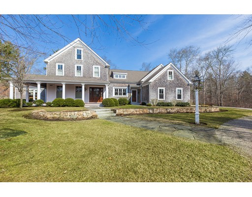 Single Family Home for Sale at 5 Pine Ridge Lane 5 Pine Ridge Lane Mattapoisett, Massachusetts 02739 United States