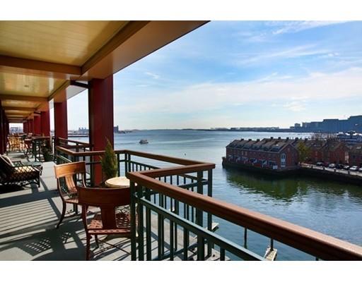 Appartement en copropriété pour l à louer à 40 Burroughs Wharf #PH6 40 Burroughs Wharf #PH6 Boston, Massachusetts 02109 États-Unis