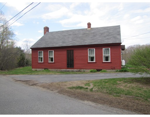 Single Family Home for Sale at 63 Willard Road 63 Willard Road Ashburnham, Massachusetts 01430 United States
