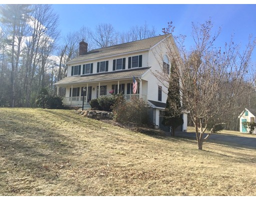 Single Family Home for Sale at 36 Dow Street 36 Dow Street Pepperell, Massachusetts 01463 United States