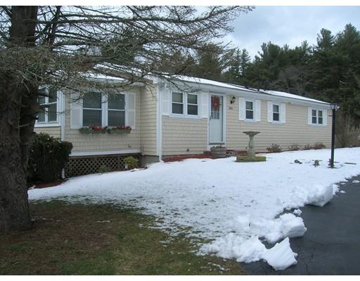Casa Unifamiliar por un Venta en 456 Hill Street 456 Hill Street Raynham, Massachusetts 02767 Estados Unidos